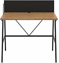 Office Hippo Soho Desk With Backboard and Book Res