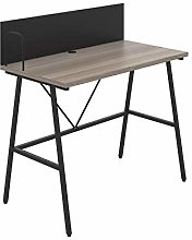 Office Hippo Soho Desk with Backboard and Book