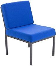 Office Hippo Unit Reception Chair - Royal Blue