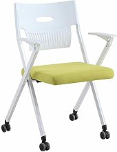 Office Pulley Folding Training Chair Writing Board