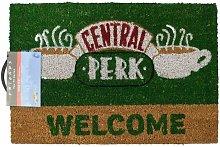 Official Central Perk Door Mat (One Size)