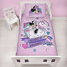 Official Disney Minnie Mouse Junior Toddler Cot