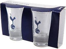 Official Football Crest Shot Glass (Pack Of 2)