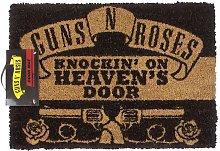 Official Knockin On Heavens Door Door Mat (One