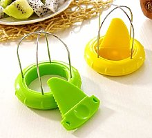 Ogquaton 2PCS Multi Functional Durable Kiwi Peeler