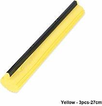 Ogquaton 3 Pcs Sponge Foam Mop Heads Refill