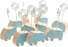Ogquaton Animal Memo Clip Note Clip Memo Holder