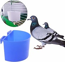 Ogquaton Bird Feeding Tool, Pigeons Water Bowl