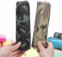 Ogquaton Boy Girl Camouflage Canvas School