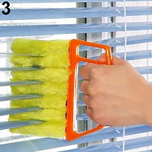 Ogquaton Microfibre Venetian Blind Cleaner Window