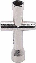 Ogquaton Mini Cross Wrench Repair Tool Small
