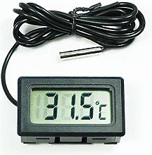 Ogquaton New Aquarium LCD Digital Thermometer Fish
