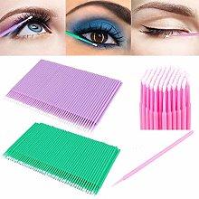 Ogquaton Premium Quality 100pcs 2mm Pink