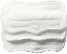 Ogquaton Steam Replacement Cleaner Pads Microfiber