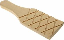 Ogquaton Wooden Clay Paddle Pottery Tool for