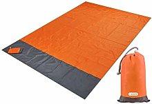 OH 200X210Cm Pocket Picnic Waterproof Beach Mat
