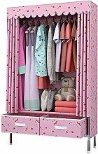 OH Cheap Wardrobe Wardrobe Foldable Wardrobe