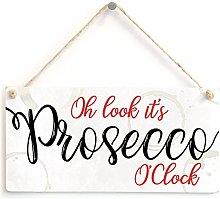 Oh Look it's Prosecco O'Clock - Fun