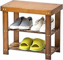 OH Shoe Bench Storage Stand Wardrobe Organiser