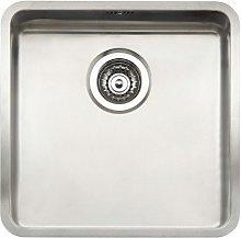 Ohio Kitchen Sink Single 1.0 Bowl Stainless Steel