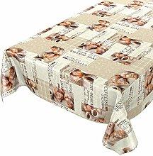 Oil Cloth Table Cloth Tablecloth Coffee