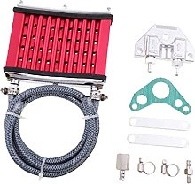 Oil Cooler Cooling Radiator for 50Cc- 125Cc