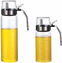 Oil Dispenser Bottle,Cooking Container Bottle,2