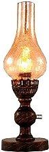 Oil Lamp Portable Windshield Oil Lamp E27 Small