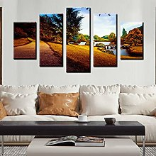 Oil Painting Modern Decorative Painting Jane Ou