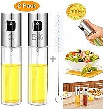 Oil Sprayer Dispenser Vinegar Bottles Pot, 304