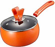 OJPOGHU Healthy Pot Cooking Pot Casseroles 16cm
