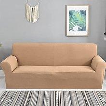 OKJK Sofa covers for leather sofa polar fleece