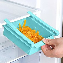 Oksea Slide Kitchen Fridge Storage Freezer Space