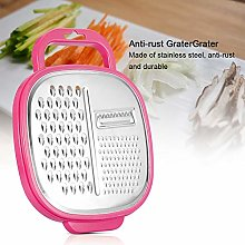 Okuyonic Stainless Steel Grater Slicer hard and