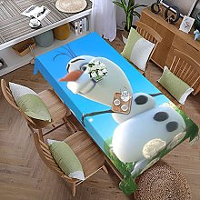 Olaf 59 Inches X 107.9 Inches Color Style Table
