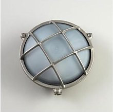 Old School Electric - Small Round Bulkhead Light -