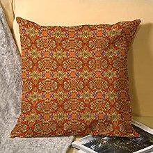 Olde English Hot Pepper Pillows Coves Linen Throw