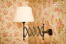 Oléron wall lamp