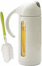 Olive Oil Dispenser Bottle for Kitchen-Glass