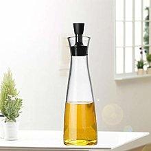 Olive Oil Dispenser Bottle, Glass Cooking Oil