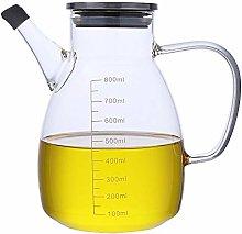 Olive Oil Dispenser Bottle, Glass Cooking Olive