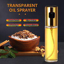 Olive Oil Sprayer Oil Versatile Glass Spray Olive