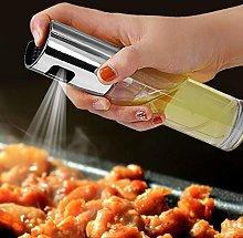 Olive Oil Vinegar Sprayer Portable Oil Spray
