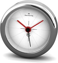 Oliver Hemming Six 6 cm Travel Alarm Clock with
