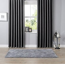 Olivia Rocco Thermal Blackout Pencil Pleat Curtain