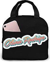 Olivia Rodrigo Reusable Lunch Bag Lunch Tote Bag