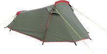 Olpro Voyager 2 Man 1 Room Tunnel Camping Tent