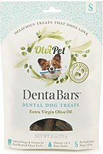 OlviPet Teeth Cleaning Bars Small, Green, One Size