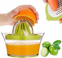 olyee 4 in 1 Manual Juicer Orange Lemon Citrus