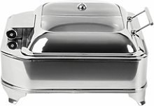 Olympia Square Electric Chafer Food Warmer - Easy